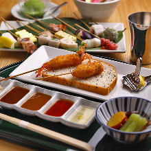 5,940 JPY Course (6 Items)