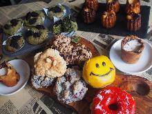 Other baked desserts / scones