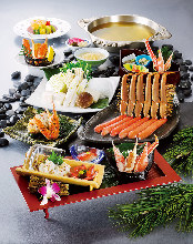 10,260 JPY Course (8  Items)