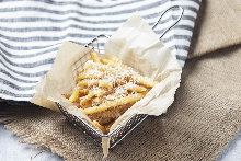 Truffle French fries