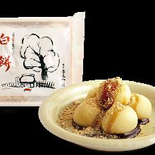 White mochi