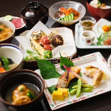 5,500 JPY Course (12 Items)