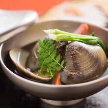 Asorted stewed dish