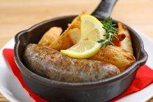 Herb sausage