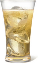 ginger ale shochu highball