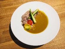 Medicinal curry