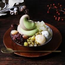 Cream zenzai