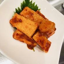 Japanese yam kimchi