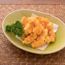 Shrimp tempura