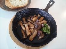 Mushroom ajillo