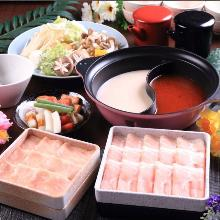 1,980 JPY Course (6 Items)