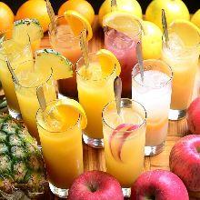 Fresh Orange Juice/Fresh Grapefruit Juice