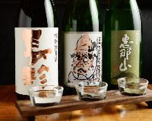 local sake