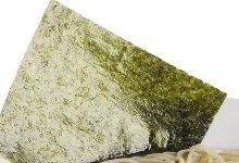 Grilled nori (seaweed)