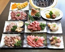 3,200 JPY Course (13  Items)