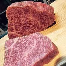 Wagyu rump steak