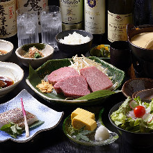 9,878 JPY Course (9 Items)