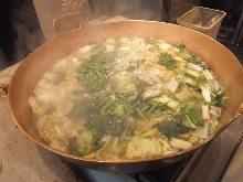 Wagyu beef tail soup