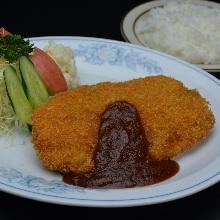 Premium beef cutlet