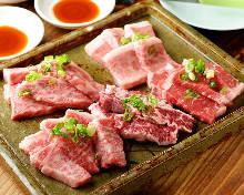 Assorted yakiniku (Red meat)