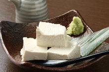 Fluffy tofu