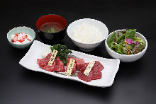 Assorted lean beef, 3 kinds