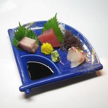 Assorted sashimi, 3 kinds