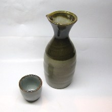 Atsukan (hot SAKE) L(360ml)