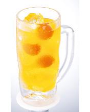 Cumquat Honey Sour
