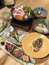 7,980 JPY Course (8 Items)