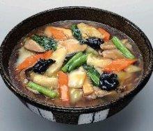 Gomoku soba noodles