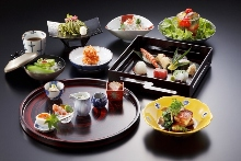 10,000 JPY Course (7 Items)