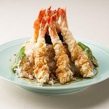 Premium tempura rice bowl
