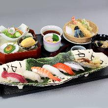 Sushi meal set