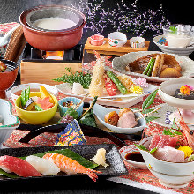 5,280 JPY Course (10 Items)