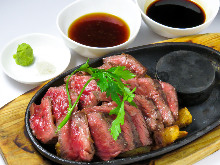 Beef skirt steak