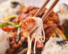 Stir-fried gochujang