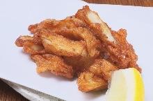 Fried cartilage