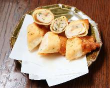 Fried chicken tenderloin