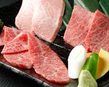 Assorted yakiniku