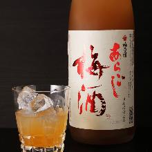 Kudoki-Jozu Bakuren Ginjo sake
