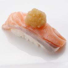 Fatty salmon