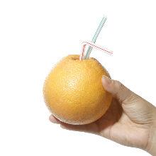 Super Fresh Grapefruit Juice