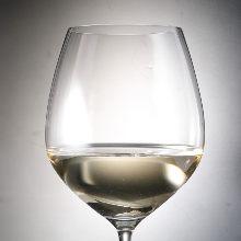 White wine per glass