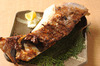 Salt-Grilled Fish Collar