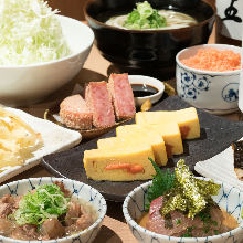 4,860 JPY Course (8 Items)