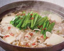 Offal hotpot (soy sauce flavor)