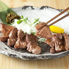 Grilled Tongue