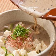Hiyajiru(cold soup)
