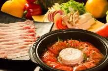 Tomato hotpot